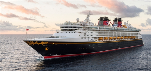 Disney Cruise Line to visit Belfast for first time in 2019