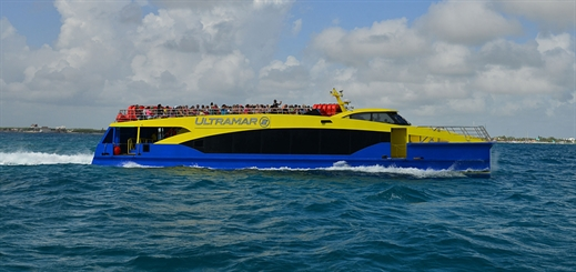Ultramar takes delivery of two new ferries in Mexico