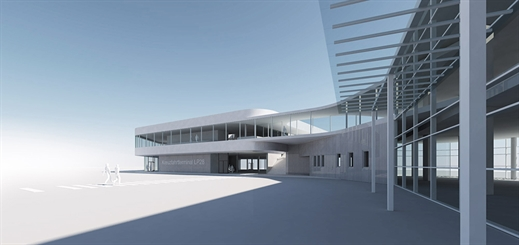 Kiel to build second cruise passenger terminal at Ostseekai berth