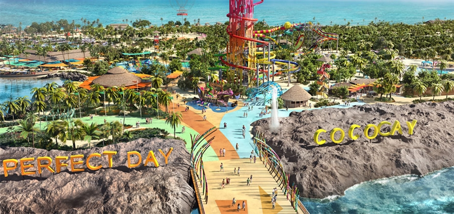 Royal Caribbean to create new private islands and modernise ships