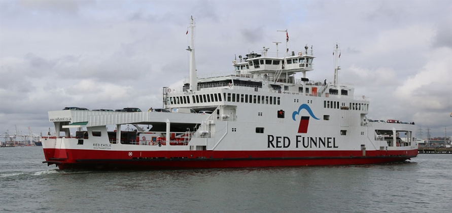 Red Eagle returns to service following £3 million interior refit