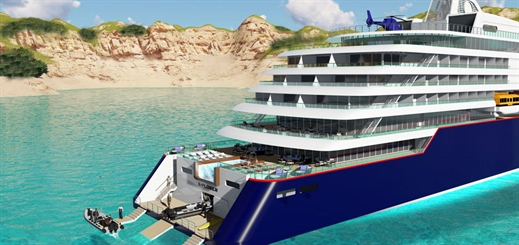 How to create the next generation of expedition cruise ships