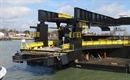 Portsmouth International Port installs new linkspan for ferries