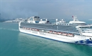 Sapphire Princess heads to UK following refit in Singapore