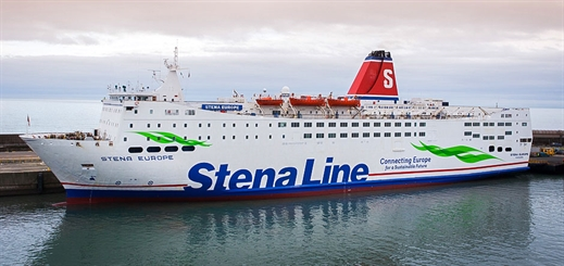 Telenor Maritime to provide wi-fi to Stena Line ferries