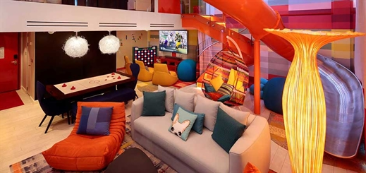 How BG Studio designed the Ultimate Family Suite on Symphony of the Seas