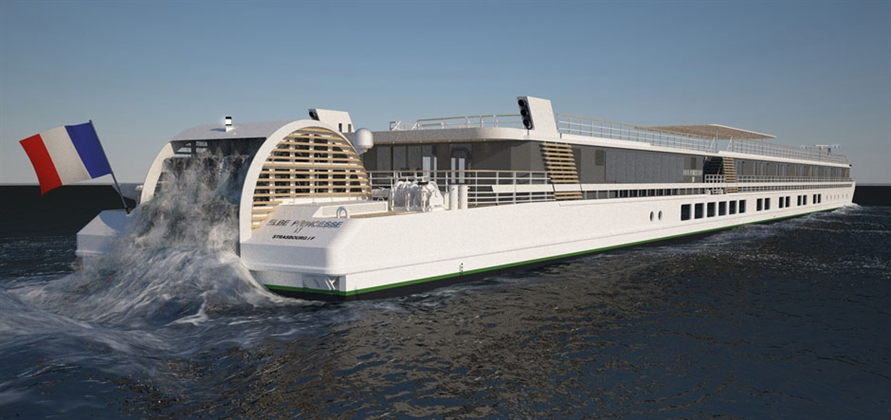 CroisiEurope to inaugurate three river cruise ships this spring