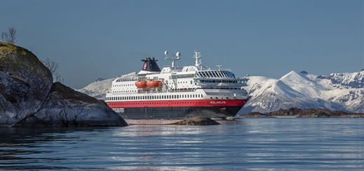 Rolls-Royce to equip six Hurtigruten ferries with hybrid engines