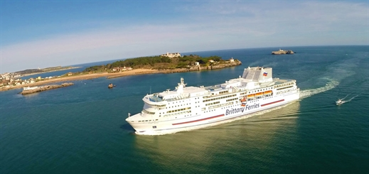 Brittany Ferries marks 40 years of UK-Spain ferry services