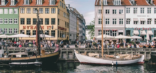 Copenhagen scores top satisfaction ratings with cruise visitors