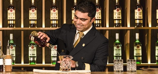 Shekhar Grover reaches top 16 in Bacardi Cocktail Competition 2018