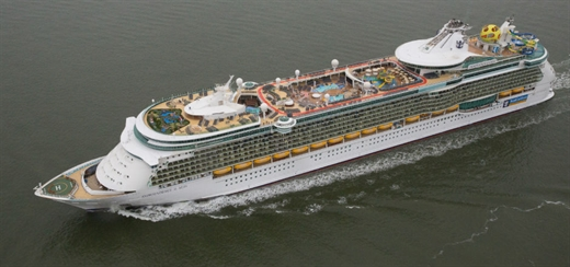 Newly revitalised Independence of the Seas arrives in Southampton