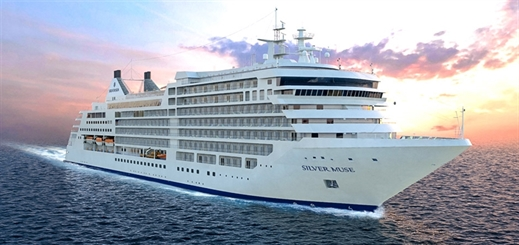 Silversea orders third Muse-class ship from Fincantieri