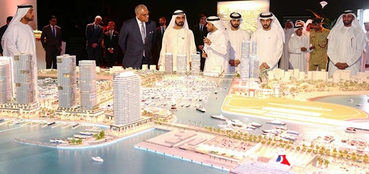 Carnival Corporation and Meraas to develop Dubai as regional cruise hub