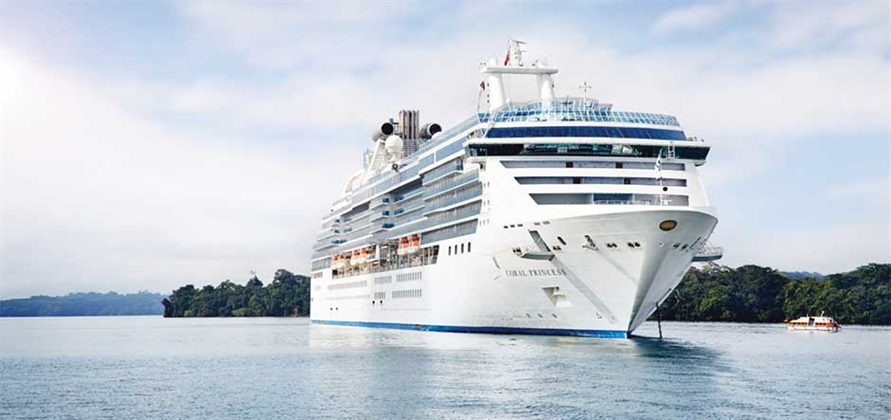 Princess Cruises to sail first Los Angeles to Shanghai cruise