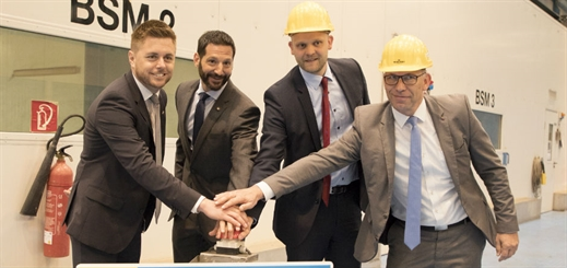 P&O Cruises cuts steel for first-ever LNG ship