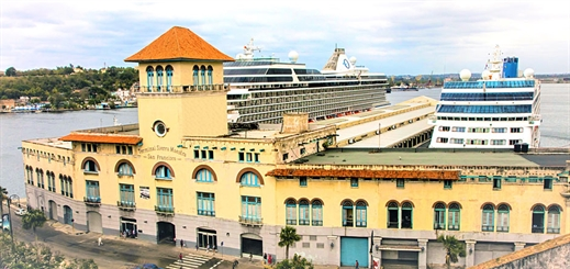 Global Ports Holding to operate Havana cruise port