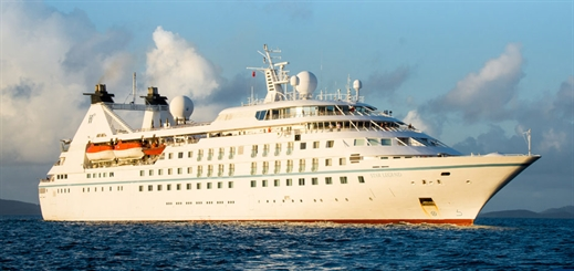 Windstar Cruises returns to Alaska after 20 years