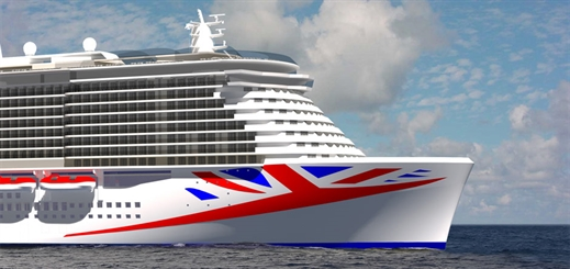 P&O Cruises to name first LNG-powered ship Iona