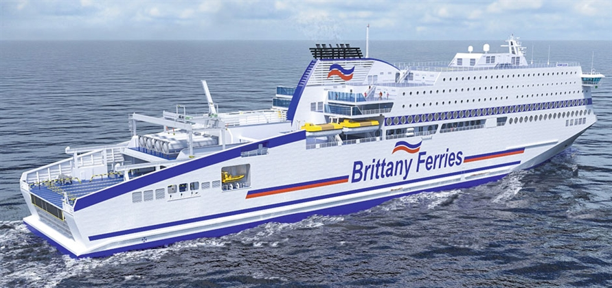 Why Brittany Ferries is building a green machine