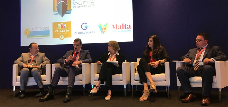 MedCruise event focuses on sustainable cruising in the Med