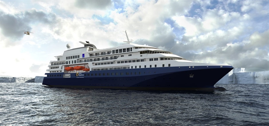 Quark Expeditions contracts Brodosplit for new expedition ship