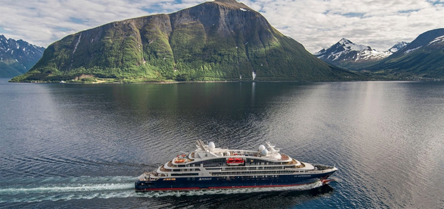 French cruise company Ponant takes delivery of Le Lapérouse