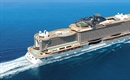 Marseille Provence welcomes 5179-passenger MSC Seaview