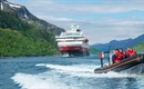 Hurtigruten celebrates 125 years of exploration travel