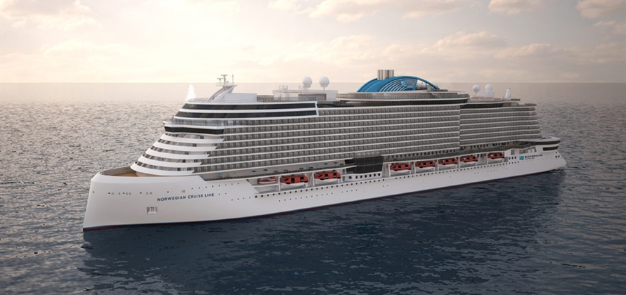 Norwegian orders fifth and sixth Project Leonardo cruise ships