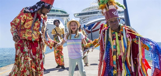St. Kitts welcomes one millionth cruise passenger