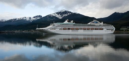 Sun Princess returns to the waves with new livery and venues