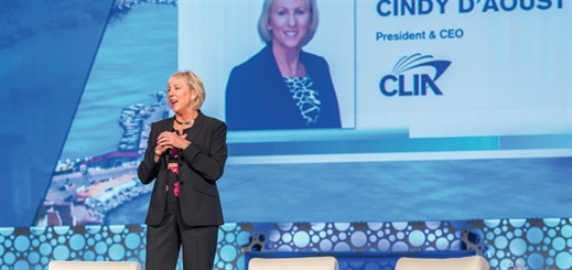 Cindy D'Aoust to step down as president and CEO of CLIA