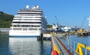 Two Regent Seven Seas Cruises ships help Portland Port make history