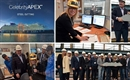 Chantiers de l'Atlantique cuts steel for Celebrity Apex