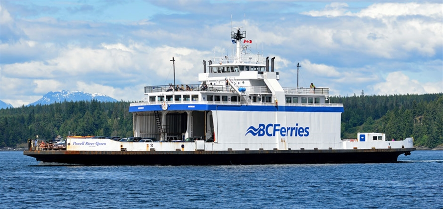 BC Ferries to build five new eco-friendly  passenger ferries
