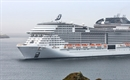 Port of Lerwick welcomes largest-ever cruise vessel