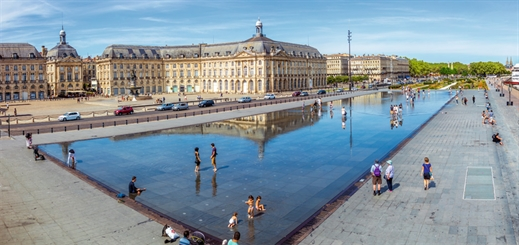 A new gateway to the French city of Bordeaux