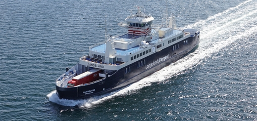 Why ferry operators have little margin for error for in the Baltic