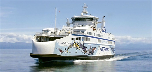 Why BC Ferries is going green for its latest newbuilds
