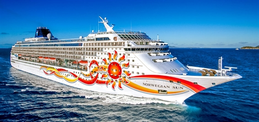 Norwegian Cruise Line completes three-ship refurbishment