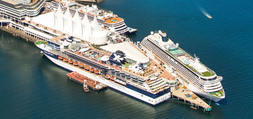 Sustaining cruise growth at Port Vancouver