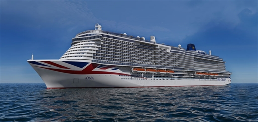 P&O Cruises reveals more details about new SkyDome on Iona