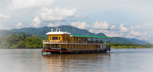 Sabaidee Pandaw successfully completes river trials