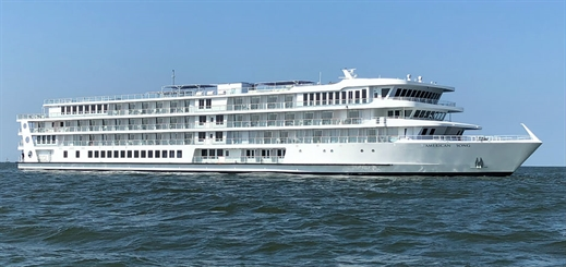 American Song heads to New Orleans homeport