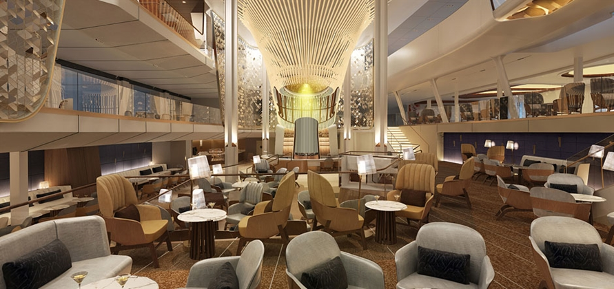 Celebrity Edge to feature spaces created by Jouin Manku Studio