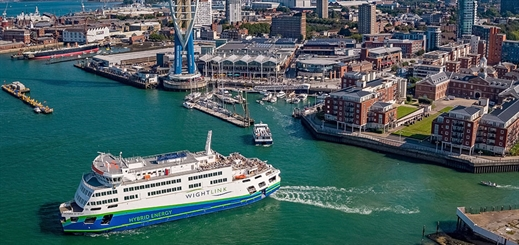 HRH The Countess of Wessex to name new Wightlink ferry