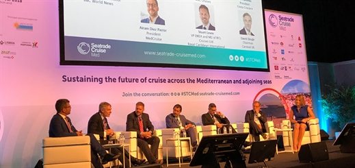 Cruise executives predict future growth at Seatrade Cruise Med