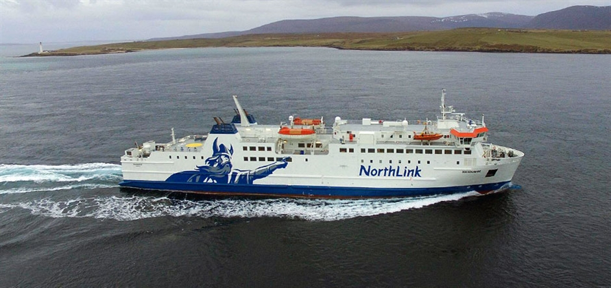 NorthLink Ferries deploys mobile ticketing app from Corethree