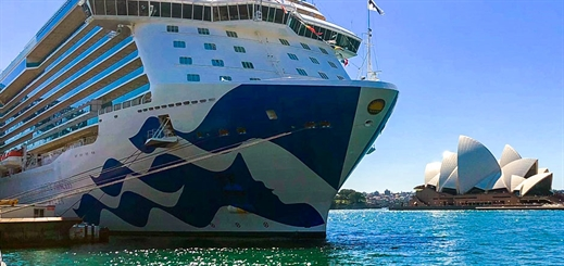 Princess Cruises schedules 18 voyages from Australia in 2020